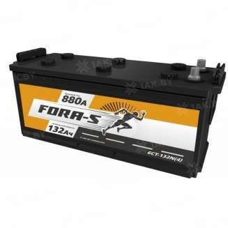 Аккумулятор FORA-S (132 Ah) 880 A, 12 V Прямая, L+ 0