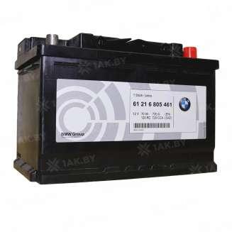 Аккумулятор BMW (70 Ah) 720 A, 12 V Обратная, R+ 0