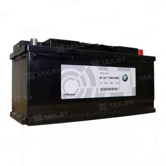 Аккумулятор BMW (110 Ah) 850 A, 12 V Обратная, R+ 0