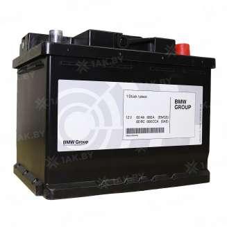 Аккумулятор BMW (60 Ah) 680 A, 12 V Обратная, R+ 0