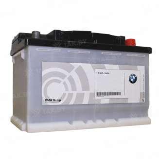 Аккумулятор BMW (70 Ah) 570 A, 12 V Обратная, R+ 0