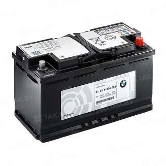 Аккумулятор BMW (90 Ah) 900 A, 12 V Обратная, R+ 0