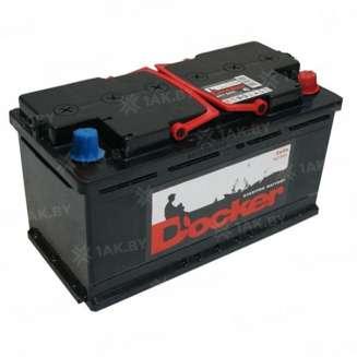 Аккумулятор DOCKER (90 Ah) 700 A, 12 V Обратная, R+ 0