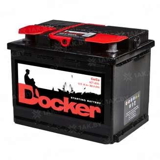 Аккумулятор DOCKER (45 Ah) 360 A, 12 V Обратная, R+ 0