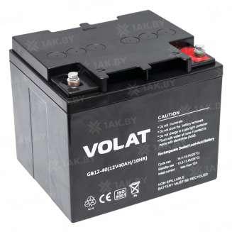 Аккумулятор VOLAT (40 Ah) , 12 V 0