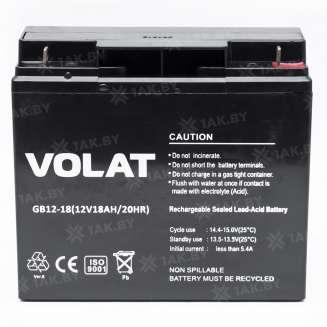Аккумулятор VOLAT (28 Ah) , 12 V 0