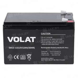 Аккумулятор VOLAT (12 Ah) , 12 V 0