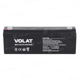 Аккумулятор VOLAT (2.3 Ah) , 12 V 0