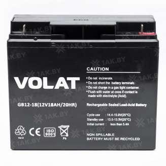 Аккумулятор VOLAT (18 Ah) , 12 V 0