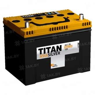Аккумулятор TITAN (62 Ah) 550 A, 12 V Обратная, R+ 0