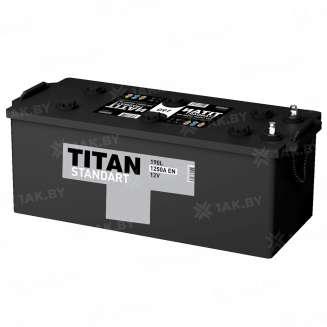 Аккумулятор TITAN (190 Ah) 1250 A, 12 V Прямая, L+ 0
