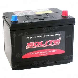 Аккумулятор SOLITE (85 Ah) 650 A, 12 V Обратная, R+ 1