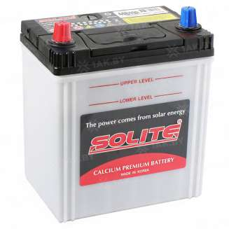 Аккумулятор SOLITE (44 Ah) 350 A, 12 V Прямая, L+ 1