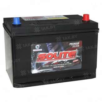 Аккумулятор SOLITE (110 Ah) 850 A, 12 V Обратная, R+ 1