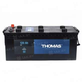 Аккумулятор THOMAS (120 Ah) 680 A, 12 V Прямая, L+ 1