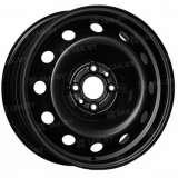 Штампованный диск Magnetto 15001 6x15 4x100 DIA60,1 ET50 Black