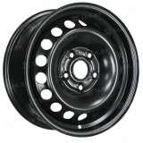 Штампованный диск Magnetto 15004 6x15 5x112 DIA57,1 ET43 Black
