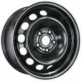 Штампованный диск Magnetto 15005 6x15 5x112 DIA57,1 ET47 Black