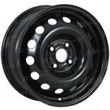 Штампованный диск Trebl 8756 6,5x16 5x114,3 DIA67,1 ET45 Black