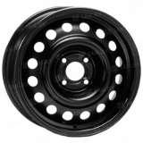Штампованный диск Trebl 6795 5x14 4x100 DIA57,1 ET35 Black