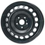 Штампованный диск Trebl 9053 6,5x16 5x120 DIA65,1 ET62 Black