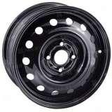 Штампованный диск Trebl 8270 6x15 4x114,3 DIA67,1 ET44 Black